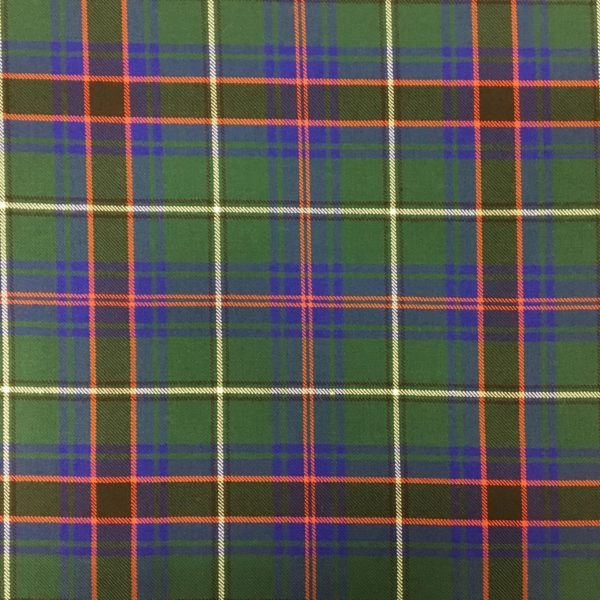 100% Pure Wool Plaid - Blairlogie, Modern
