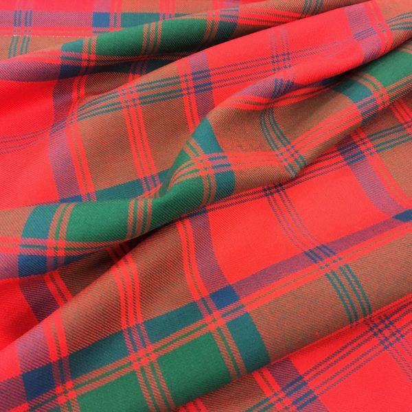 100% Pure Wool Plaid - Grant of Rothiemurchus