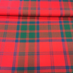 100% Pure Wool Plaid - Grant of Rothiemurchus