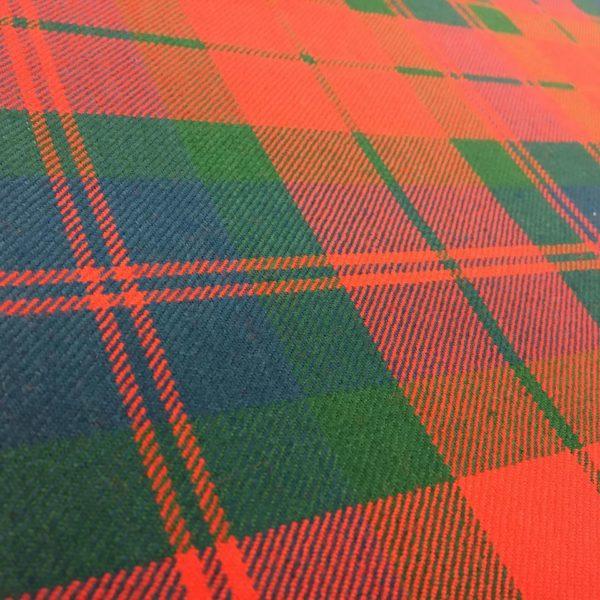 100% Pure Wool Plaid - Fraser, Stewart of Atholl