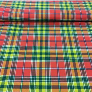 100% Pure Wool Plaid - Dunblane, Ancient