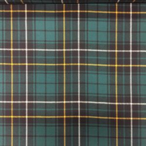 100% Pure Wool Plaid - MacAlpine, Modern