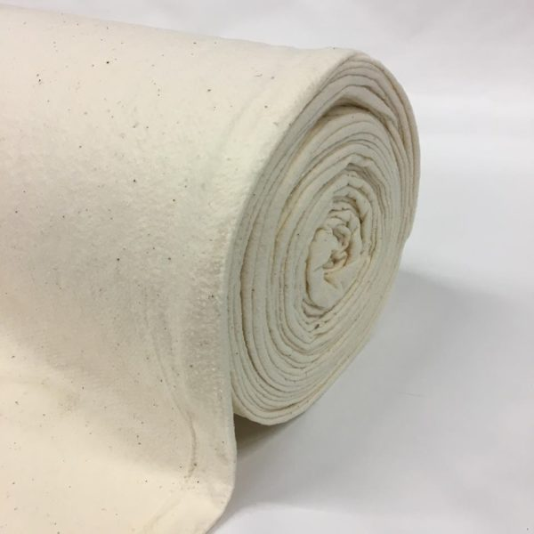 "Warm & Natural 100% Cotton Batting - 125"" Wide"