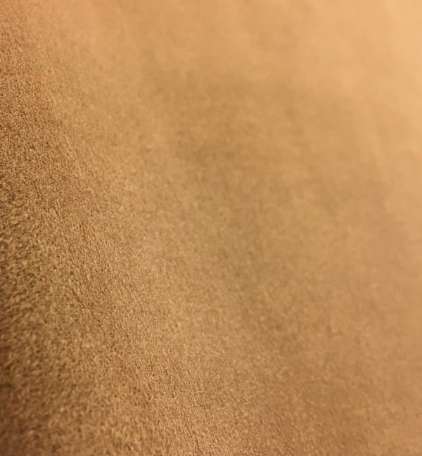 Scuba Suede Stretch Jersey Knit - Caramel