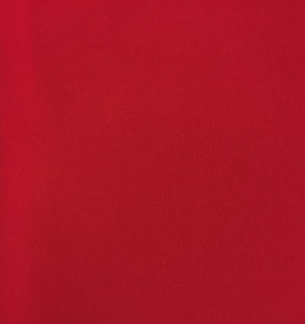 Scuba Crepe Stretch Jersey Knit - Red