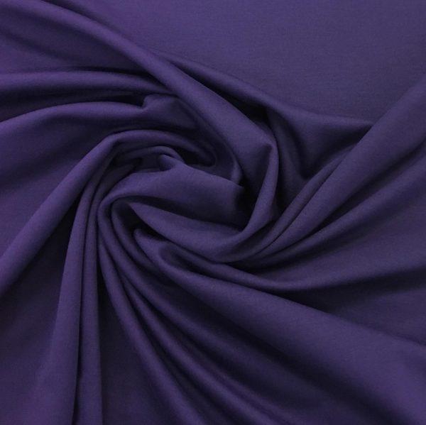 Ponte Roma Heavy Jersey - 'Cadburys' Purple