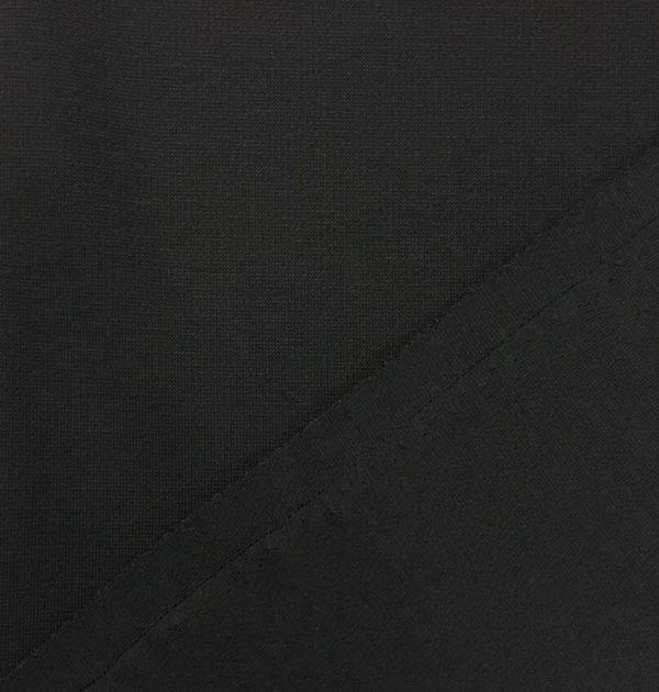 Ponte Roma Heavy Jersey - Black