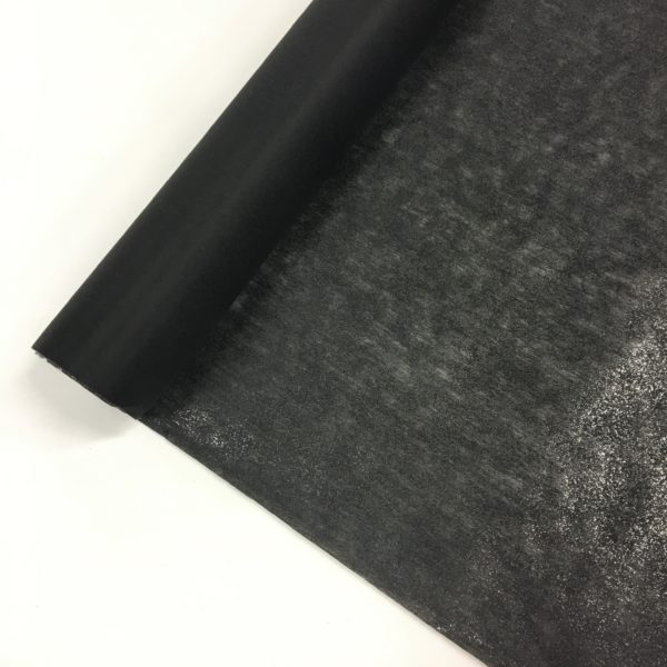 Iron-On Fusible Interfacing - FIRM - Charcoal