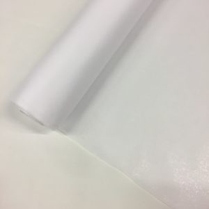 Iron-On Fusible Interfacing - FIRM - White