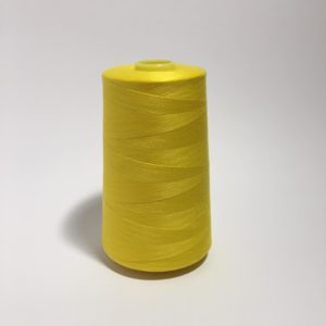 Overlocker Thread 5000yards - Bright Yellow