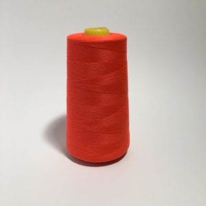 Overlocker Thread 5000yards - Flu Red