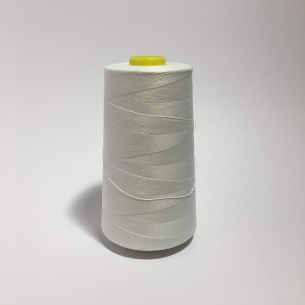 Overlocker Thread 5000yards - Optic White