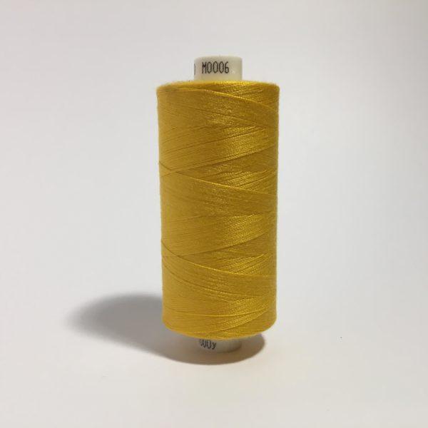 Moon Thread 1000yards - M0006 Yolk Yellow