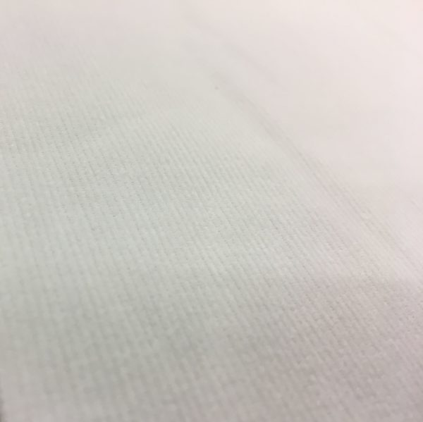 100% Cotton Babycord - Cream