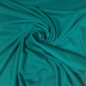 Lady McElroy Fabrics - Jade Green Ponte Roma Heavy Jersey