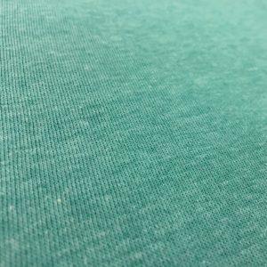 Fleece Back Sweatshirt Jersey - Mint Melange