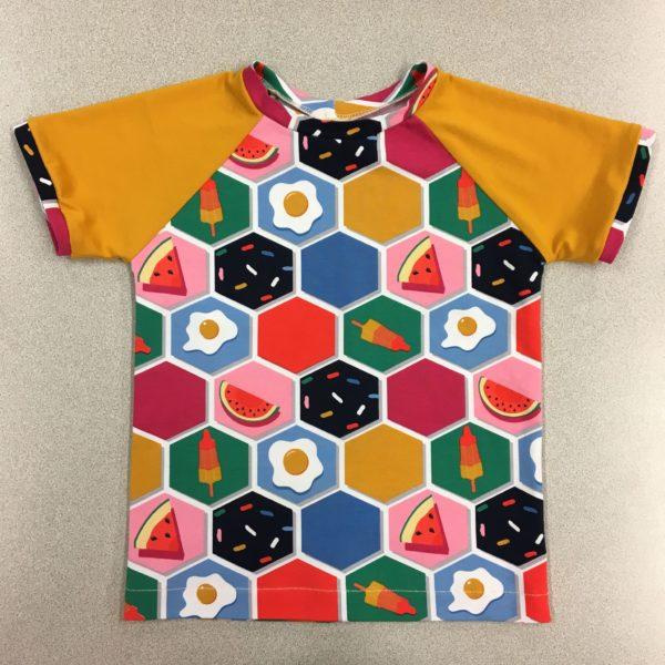 Cotton Spandex Jersey – Sunny Side Up