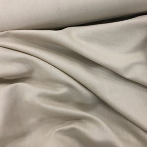 Lady McElroy 'Saxon' Linen Viscose - Natural
