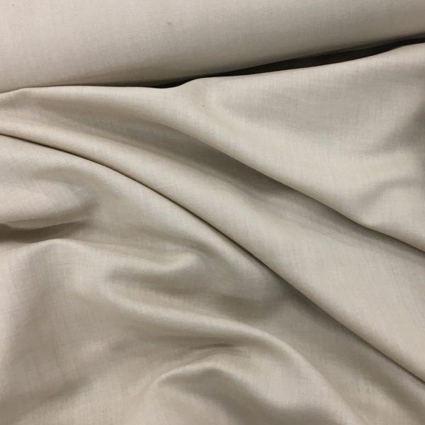 Lady McElroy 'Saxon' Linen Viscose - Natural