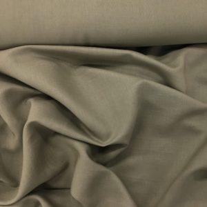 Lady McElroy 'Saxon' Linen Viscose - Khaki