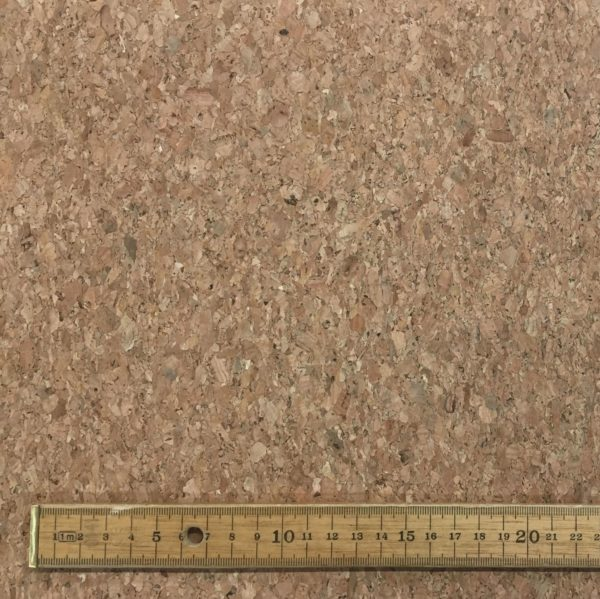 Cork Vinyl Fabric - Natural