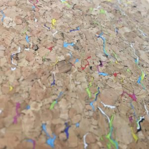 Cork Vinyl Fabric - Artists Floor