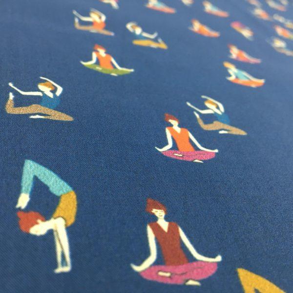 Lady McElroy 100% Cotton 'Marlie' Lawn - Shantini Yoga