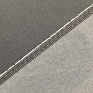 Lightweight Stretch Denim - Grey