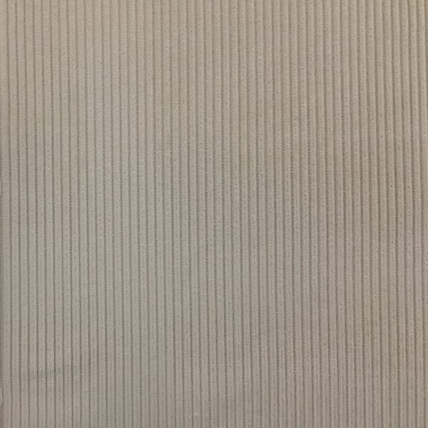 100% Cotton Jumbo Cord - Cream