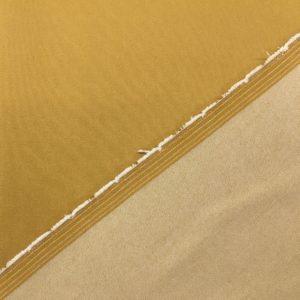 Lightweight Stretch Denim - Gold
