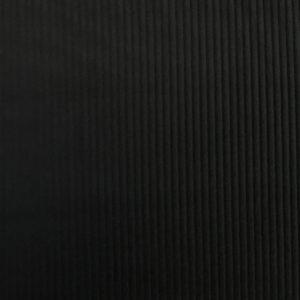 100% Cotton Jumbo Cord - Black