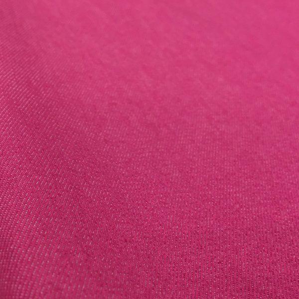 Lightweight Stretch Denim - Fuchsia