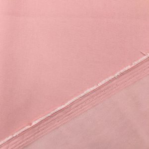 Lightweight Stretch Denim - Pale Pink