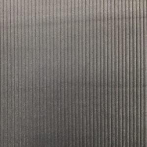 100% Cotton Jumbo Cord - Grey