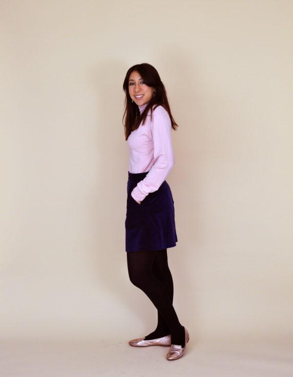 Nina Lee London Camden Pinafore & Skirt Sewing Pattern