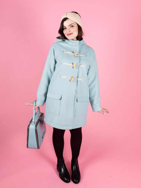 Tilly and the Buttons Eden Raincoat Sewing Pattern