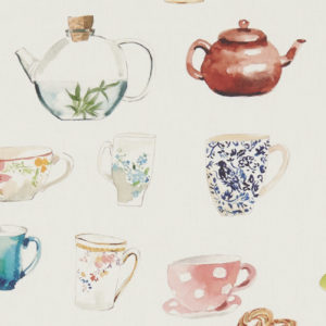 Studio G 100% Cotton Canvas - Afternoon Tea