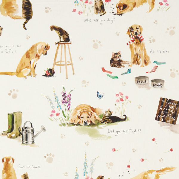 Studio G 100% Cotton Canvas - Best of Friends