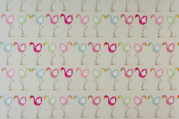 Fryetts Fabrics Flamingo PVC