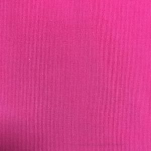 100% Cotton Babycord - Pink