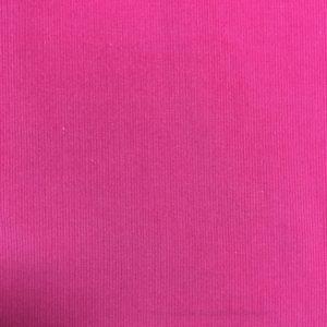 100% Cotton Babycord - Pink