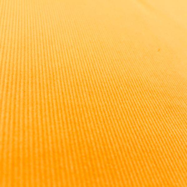100% Cotton Babycord - Bright Yellow