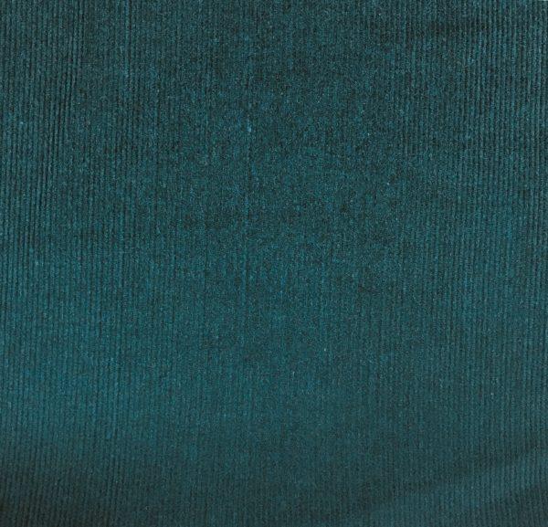 100% Cotton Babycord - Dark Bottle Green