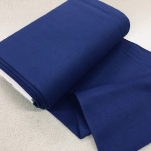 Tubular Jersey Rib/Cuffing - Royal Blue