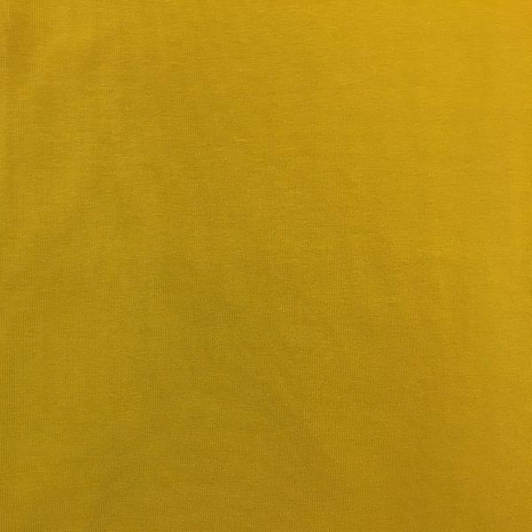Stof of Denmark Avalana Jersey - Yellow Ochre