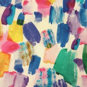 Lady McElroy 100% Cotton Lawn - Artisan Splash