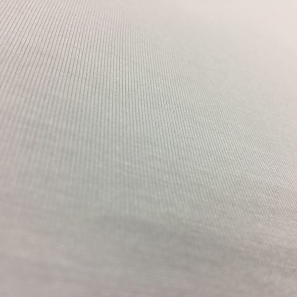 Viscose Spandex Jersey - White