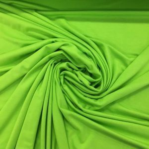 Viscose Spandex Jersey - Acid Green