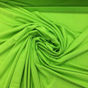 Viscose Spandex Jersey - Acid Green