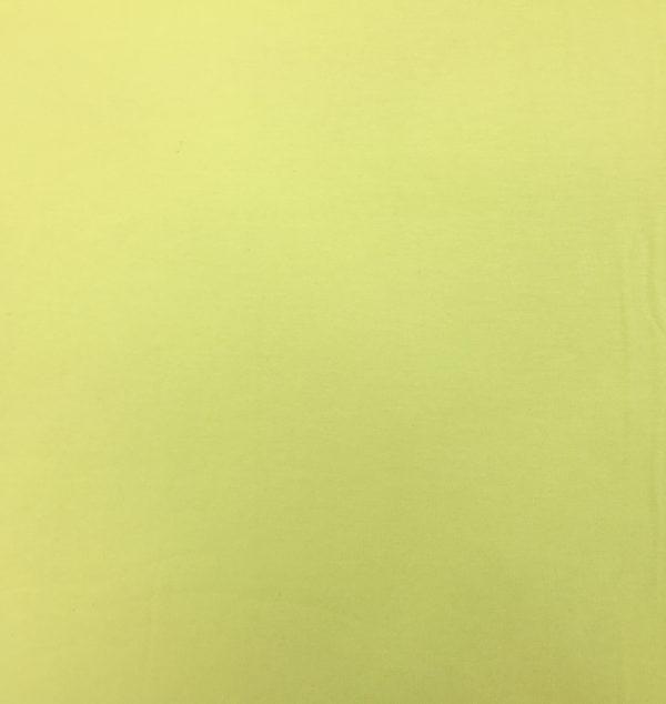 Viscose Spandex Jersey - Canary Yellow